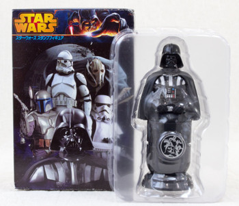 STAR WARS Dearth Vader Stamp Figure Character Stamper F-Toys JAPAN SF MOVIE