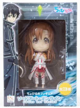 Sword Art Online SAO Asuna Deformed Mini Figure S.A.O Furyu JAPAN ANIME