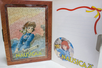 Nausicaa of the Valley of the Wind Woody Jigsaw Puzzle Ghibli JAPAN ANIME