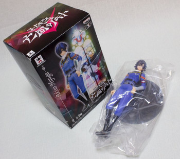 Code Geass Akito The Exiled DXF Figure Akito Hyuga Banpresto JAPAN ANIME MANGA