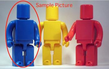 Kubrick 400% ABS Model Blue Figure Medicom Toy JAPAN