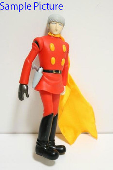 Cyborg 009 Big Size Soft Vinyl Figure 004 Albert Heinrich Banpresto JAPAN ANIME