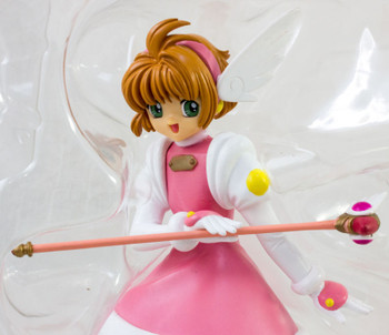 Cardcaptor Sakura Extra Figure Battle Costume SEGA Clamp JAPAN ANIME MANGA