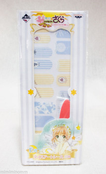 Cardcaptor Sakura Nail Art Sticker Set Banpresto JAPAN ANIME CLAMP MANGA