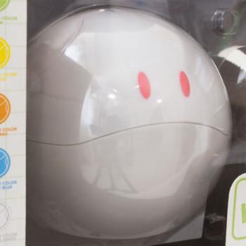 Gundam Mascot Robot Haro Figure Calculator White Ver. JAPAN ANIME MANGA