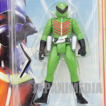 Goranger Green Midoranger Action Figure Collection JAPAN ANIME MANGA TOKUSATSU