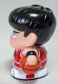 Slam Dunk Shohoku #11 Rukawa Kaede PVC Figure Coin Bank JAPAN ANIME MANGA JUMP