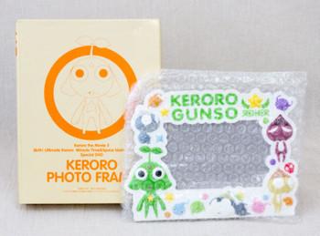 Keroro Gunso Sergeant Photo Frame Stand JAPAN ANIME MANGA FROG