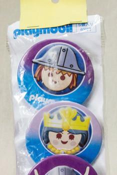 Playmobil Set of 5 Badge