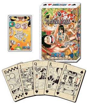 ONE PIECE Trump Playing Cards Jump Festa 2011 Limited JAPAN ANIME MANGA
