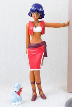 Nadia The Secret of Blue Water & King Tsukuda Hobby Figure JAPAN ANIME GAINAX