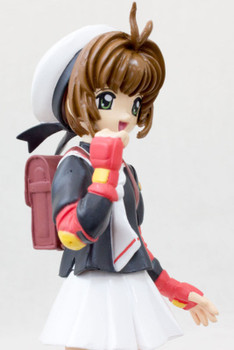 Cardcaptor Sakura Cute Memory Collection Figure School Uniform JAPAN ANIME CLAMP