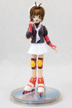 Cardcaptor Sakura Cute Memory Collection Figure School Uniform JAPAN ANIME CLAMP