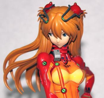 Evangelion Asuka Langley Figure Second Impact Ichiban kuji Banpresto JAPAN ANIME