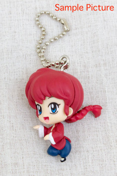 Ranma 1/2 Mini Figure Ball chain JAPAN ANIME MANGA RUMIKO TAKAHASHI
