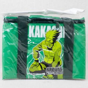 NARUTO Shippuden Hatake Kakashi Cooler Bag JAPAN ANIME JUMP