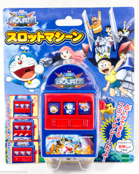 Doraemon Mini Slot Game Machine Toy Epoch Nobita JAPAN ANIME MANGA FUJIO