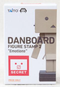 Yotsuba& Danboard Dambo Figure Stamp Emotions Secret Ver. JAPAN ANIME MANGA