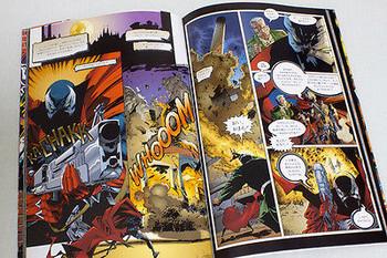 SPAWN 6 Todd McFarlane Comic Japanese Language JAPAN