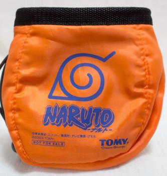 NARUTO Orange Pochette Pouch Bag TOMY JAPAN ANIME MANGA SHONEN JUMP
