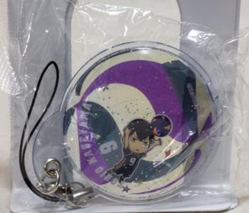 RARE! Haikyu!! Water in Mobile Strap Tobio Kageyama JAPAN ANIME MANGA