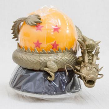 Dragon Ball Z Desktop Figure Light Son Gokou on Shenron Gold Ver. JAPAN ANIME