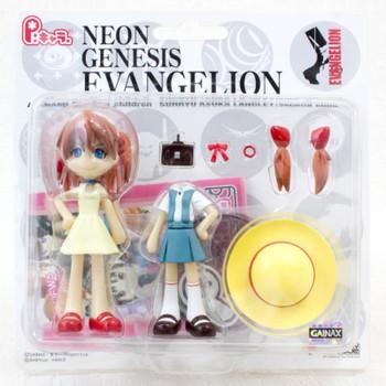 Evangelion Asuka Langley Figure Pinky Street P : Cahara JAPAN ANIME COSPLAY
