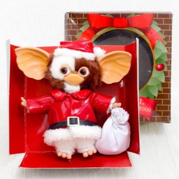 Gremlins GIZMO Bendable Petit Doll Figure Santa Chirstmas JUN Planning JAPAN
