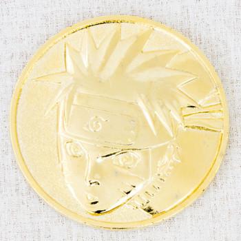 NARUTO Shippuden Kizuna Movie 2008 Medal Naruto & Sasuke JAPAN ANIME MANGA