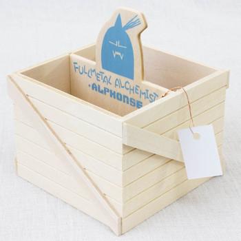 FullMetal Alchemist Alphonse Elric MD case Box JAPAN ANIME MANGA