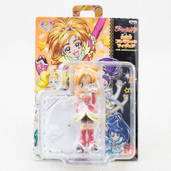 Pretty Cure Splash Star CURE BLOOM Collection Figure w/Stand Banpresto JAPAN