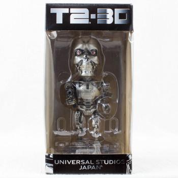 T2-3D Terminator Bobbing Head Figure USJ Universal Stuidos Japan JAPAN