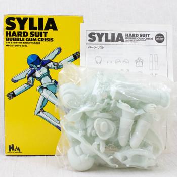 Bubble Gum Crisis SYLIA Hard Suit 1/8 Scale Soft Vinyl Model Kit JAPAN ANIME