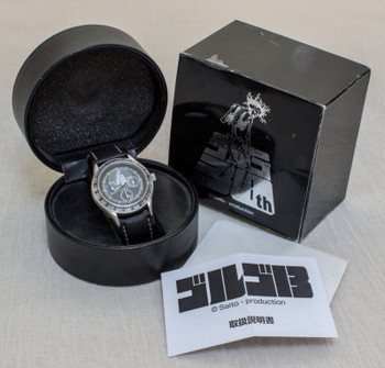 Super RARE! GOLGO 13 30th Anniversary Wriist Watch Limited 13 JAPAN ANIME MANGA