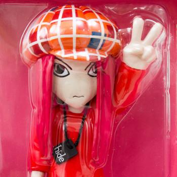 hide X-Japan Figure Collection Headwax Banpresto J-Rock Visual Kei Heavy Metal