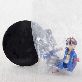"RARE! Gurren Lagann Simon 4"" Figure Collection Konami JAPAN ANIME GAINAX"