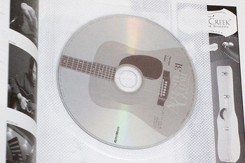 Accoustic Guitar JAPAN Magazine Winter/2007 Vol.31 Book w/CD KOTARO OSHIO