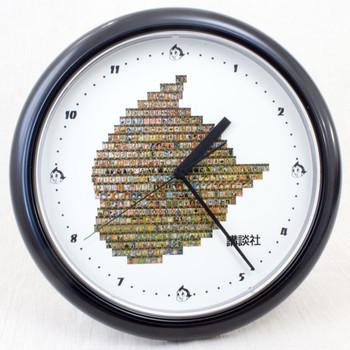 RARE! Astro Boy Atom Osamu Tezuka Complete Works Wall Clock Kodansha JAPAN MANGA