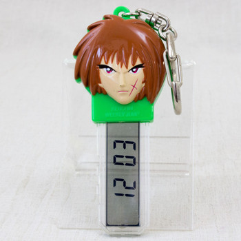 RARE! Rurouni Kenshin Digital Clock Key Chain Weekly Jump JAPAN ANIME MANGA