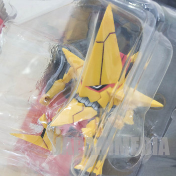 Gurren Lagann Gunmen King Kittan Kyun Chara figure Banpresto JAPAN ANIME