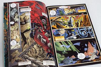 SPAWN 12 Todd McFarlane Comic Japanese Language JAPAN