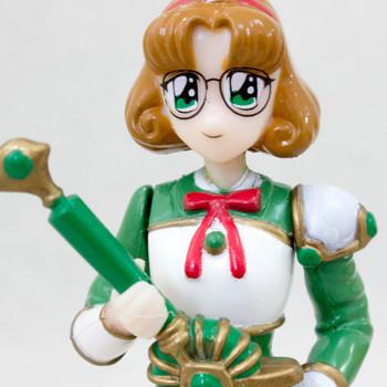 Magic Knight Rayearth Figure Fuu Hououji SEGA JAPAN ANIME MANGA