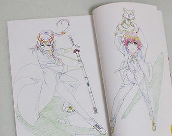 GoHands WORKS [K] animation original copyright Collection Vol.1 JAPAN ANIME