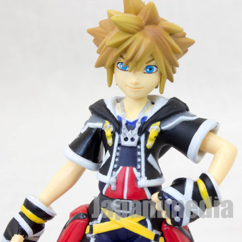 Disney Kingdom Hearts SORA Magical Collection Figure Tomy JAPAN 2