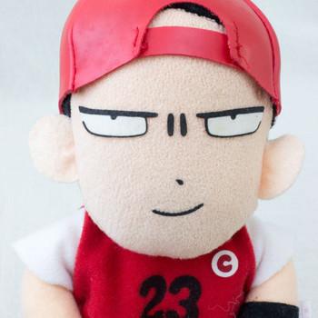 Takehiko Inoue Plush Doll Author of Slam Dunk JAPAN ANIME MANGA FIGURE