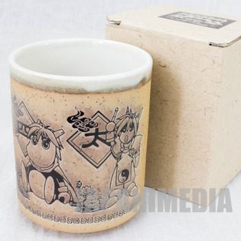 Senkaiden Hoshin Engi Japanese Tea cup Yunomi Movic JAPAN ANIME MANGA