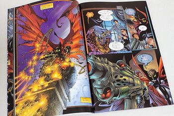 SPAWN 16 Todd McFarlane Comic Japanese Language JAPAN