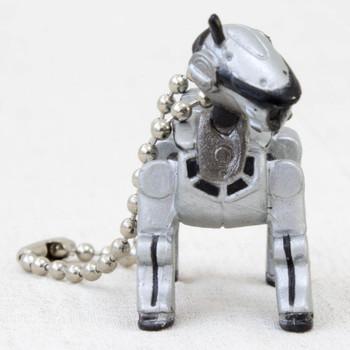 RARE!! AIBO ERS-220 Petit Figure Keychain JAPAN SONY