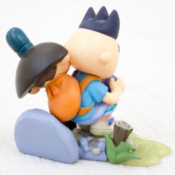 Ojarumaru Miniature Figure 4 Kaiyodo JAPAN ANIME MANGA NHK
