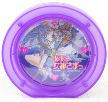 Ah! My Goddess Mini Alarm Clock Belldandy Kodansha JAPAN ANIME MANGA